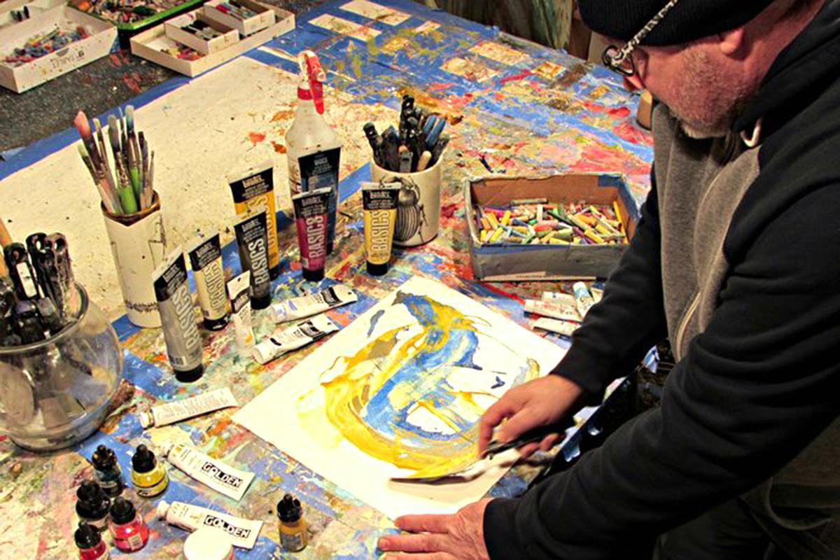 Richard-Ray-Artist